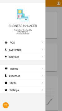 Business Management System screenshot 1