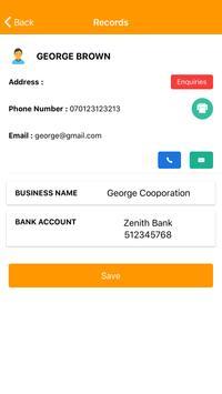 Business Management System screenshot 3