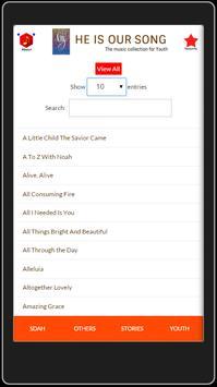 SDA HYMNAL COMPLETE apk screenshot