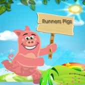 Runners Pigs icon
