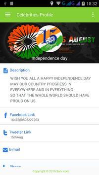 IndependenceDay apk screenshot