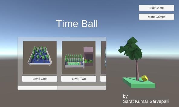 Time Ball poster
