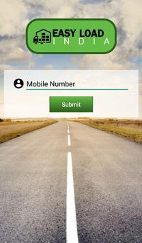 Easy Load India screenshot 1