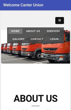 Welcome Canter Union-Online Truck Booking , Load poster