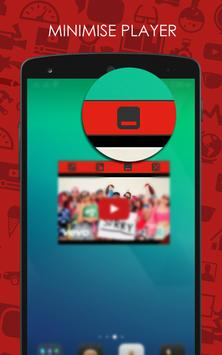 Floating Tube (Multitasking) screenshot 3