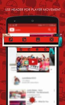 Floating Tube (Multitasking) screenshot 1