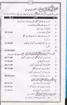 Mehfil E Millaad Nabi S.A.W.W apk screenshot
