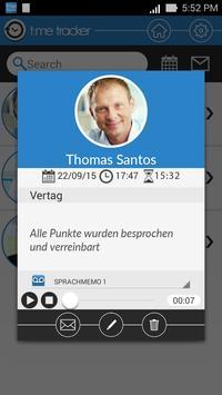 Time Tracker apk screenshot