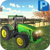 Farm Tractor Parking Simulator 3D:Ultimate Farming icon