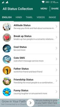 All Status Collection screenshot 2