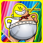 Coloring Book For underpants icon