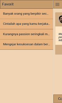 Quote Pengusaha Sukses screenshot 1