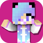 Cute Baby Girl Skins icon