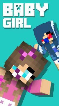 Cute Baby Girl Skins screenshot 6
