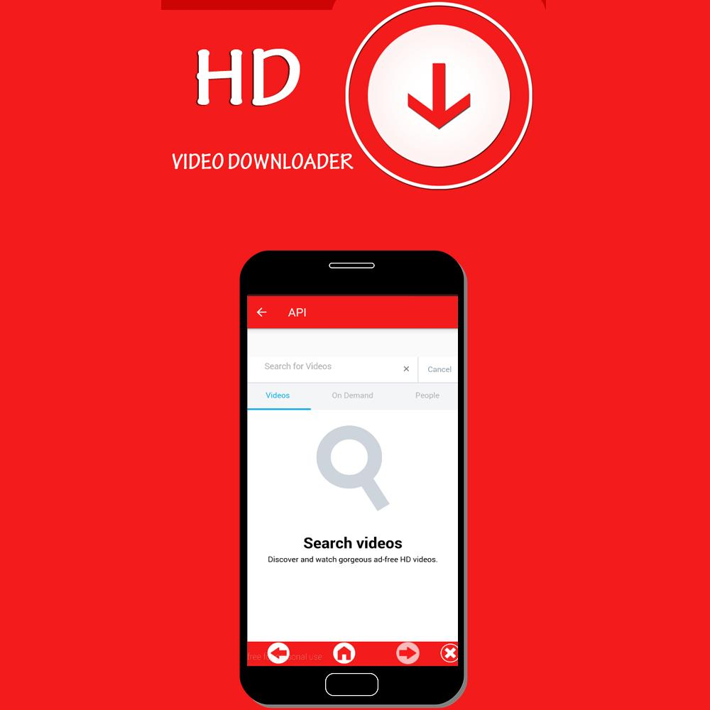 Video Downloader Api