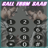 call from saad icon