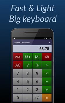Simple Calculator ảnh chụp màn hình 4