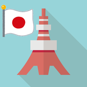 VR Tokyo Tourism - Welcome to 2020 Olympic - icon