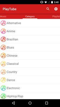 PlayTube :free app for YouTube apk screenshot