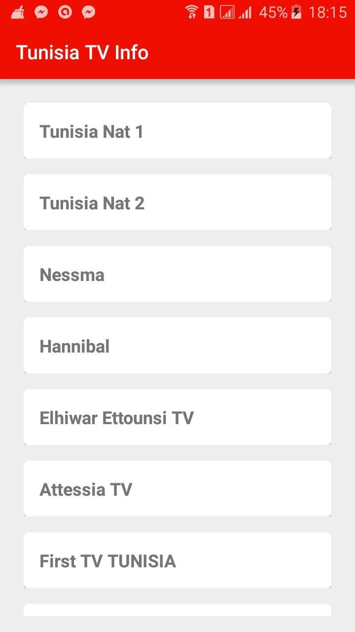 Tunisia TV Info for Android - APK Download