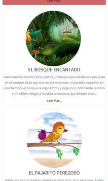 Cuentos Infantiles apk screenshot