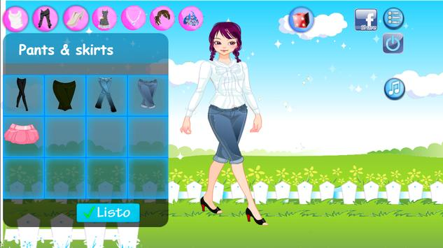 Dress Selena apk screenshot