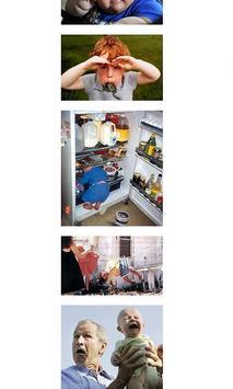 Fotos de niños divertidas! apk screenshot