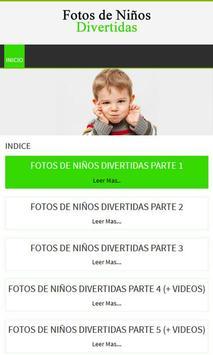 Fotos de niños divertidas! poster