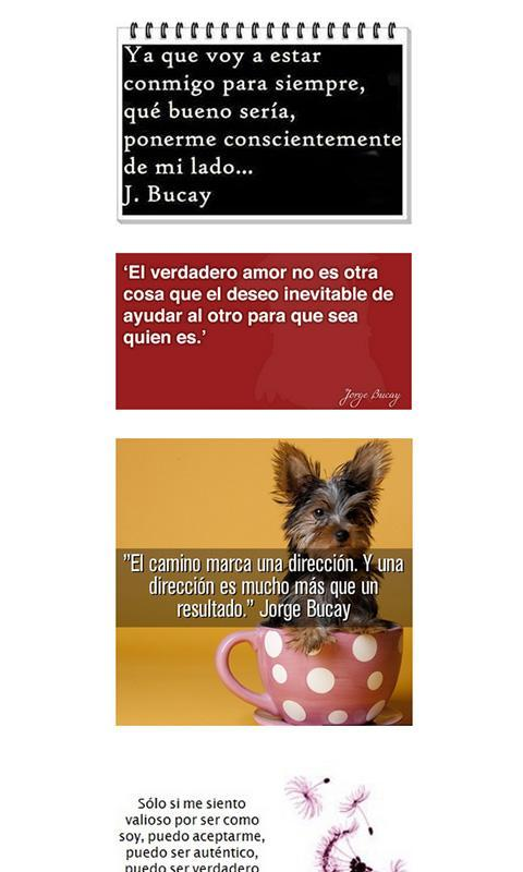 Frases De Jorge Bucay For Android Apk Download