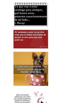 Frases de Jorge Bucay apk screenshot