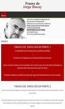 Frases de Jorge Bucay poster