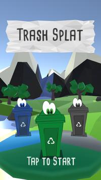 Trash Splat Poster