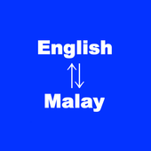 English to Malay Translator icon