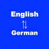 English to German Translator icon