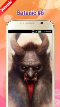 Satanic Wallpaper apk screenshot