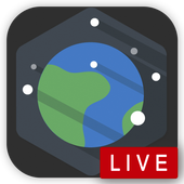 🌏 Satellite Maps - Live Time Tracking icon