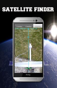 Satellite Finder - Satellite Director poster