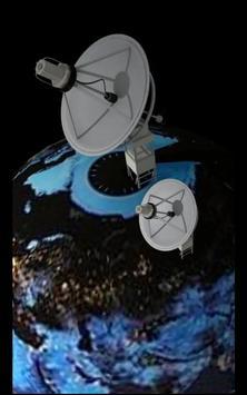 Satellite director _satellite finder poster