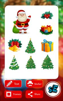 Christmas photo frames ♛ apk screenshot