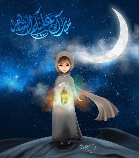 Download 960+ Wallpaper Anime Muslimah Hd Terbaik