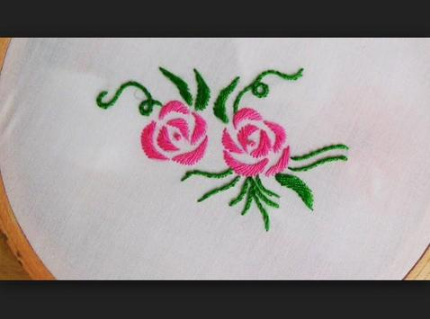 Satin Embroidery Stitches Tutorial For Android Apk Download