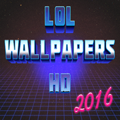 Wallpapers for LoL 2016 icon