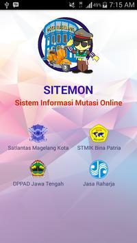 SITEMON poster