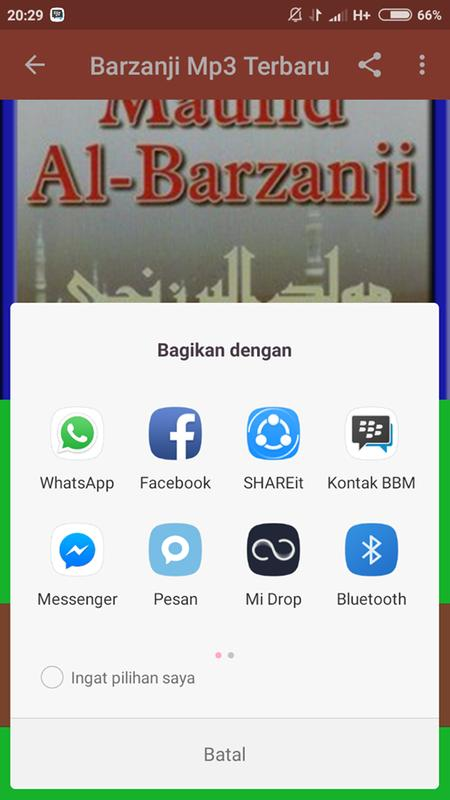Download download mp3 barzanji apk 1. 0 by cikgudev free.