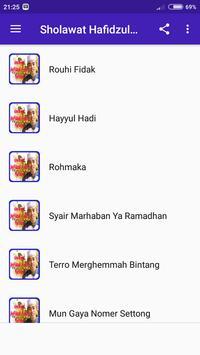 Sholawat Hafidzul Ahkam Terbaru Offline poster