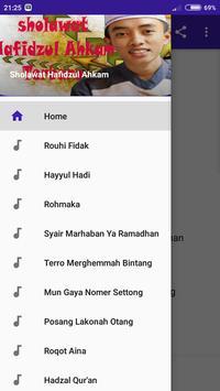 Sholawat Hafidzul Ahkam Terbaru Offline apk screenshot