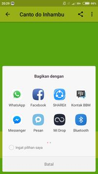 Canto do Jacu Offline apk screenshot