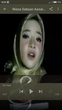 Nissa Sabyan Assalamu Alayka screenshot 2