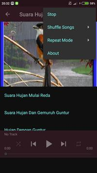 Suara Hujan Untuk Terapi Burung screenshot 3