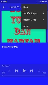 Surat Yusuf Dan Maryam Mp3 screenshot 2